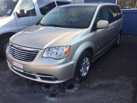 2013 Chrysler Town and Country for sale at Flambeau Auto Expo in Ladysmith WI
