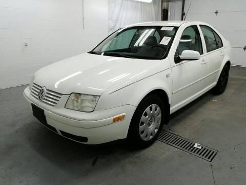 2003 Volkswagen Jetta for sale at Cj king of car loans/JJ's Best Auto Sales in Troy MI