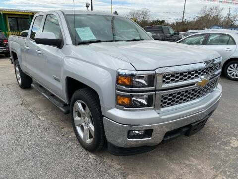 2014 Chevrolet Silverado 1500 for sale at Pasadena Auto Planet in Houston TX