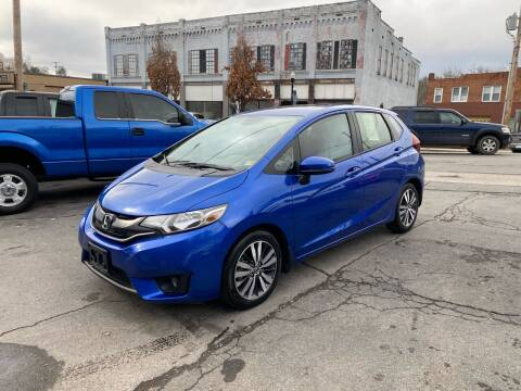 2017 Honda Fit for sale at East Main Rides in Marion VA