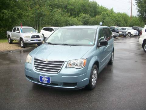 2009 Chrysler Town and Country for sale at Auto Images Auto Sales LLC in Rochester NH