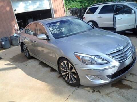 2013 Hyundai Genesis for sale at East Coast Auto Source Inc. in Bedford VA