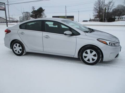 2017 Kia Forte for sale at Crossroads Used Cars Inc. in Tremont IL