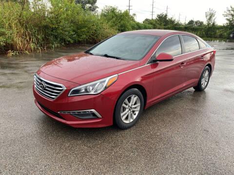 2015 Hyundai Sonata for sale at Mr. Auto in Hamilton OH
