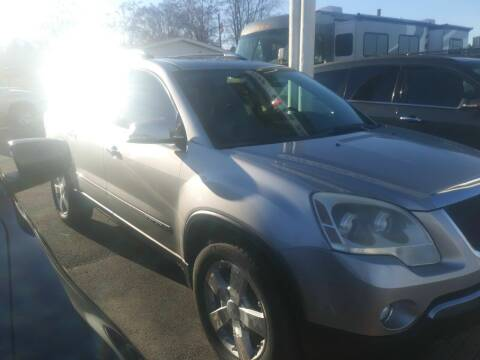 2007 GMC Acadia for sale at Marvelous Motors in Garden City ID