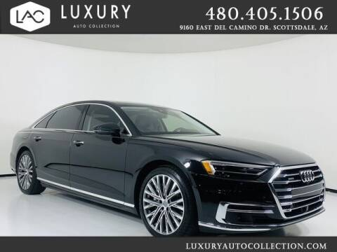 2019 Audi A8 L for sale at Luxury Auto Collection in Scottsdale AZ