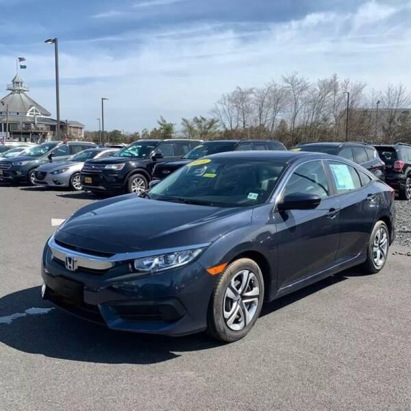 2018 Honda Civic for sale in Edison, NJ