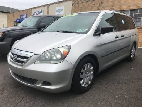 2007 Honda Odyssey for sale at 611 CAR CONNECTION in Hatboro PA