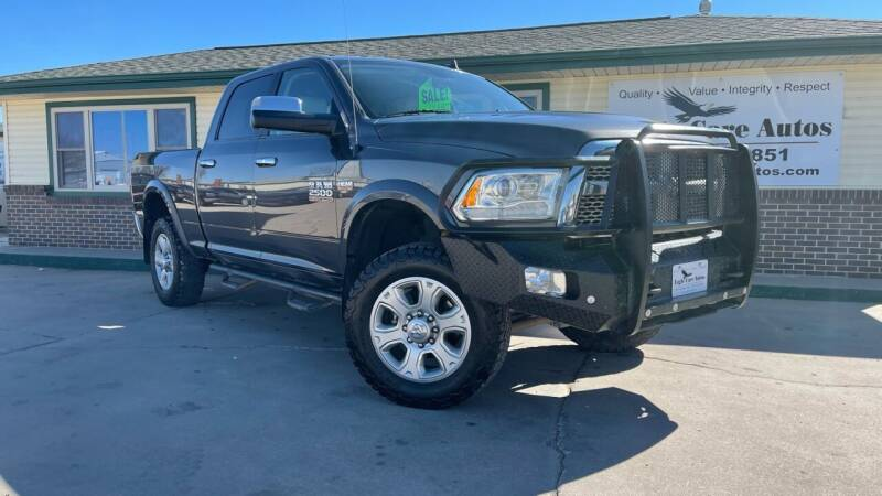 2016 RAM Ram Pickup 2500 for sale at Eagle Care Autos in Mcpherson KS