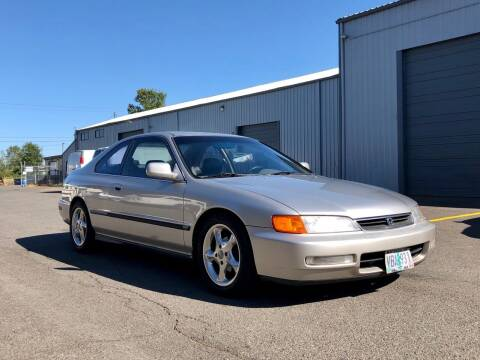1996 Honda Accord for sale at DASH AUTO SALES LLC in Salem OR