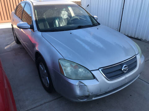 2004 Nissan Altima for sale at Town and Country Motors in Mesa AZ
