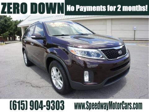 2014 Kia Sorento for sale at Speedway Motors in Murfreesboro TN