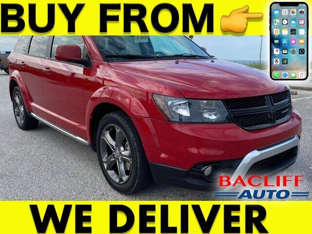 2014 Dodge Journey for sale at Bacliff Auto in Bacliff TX