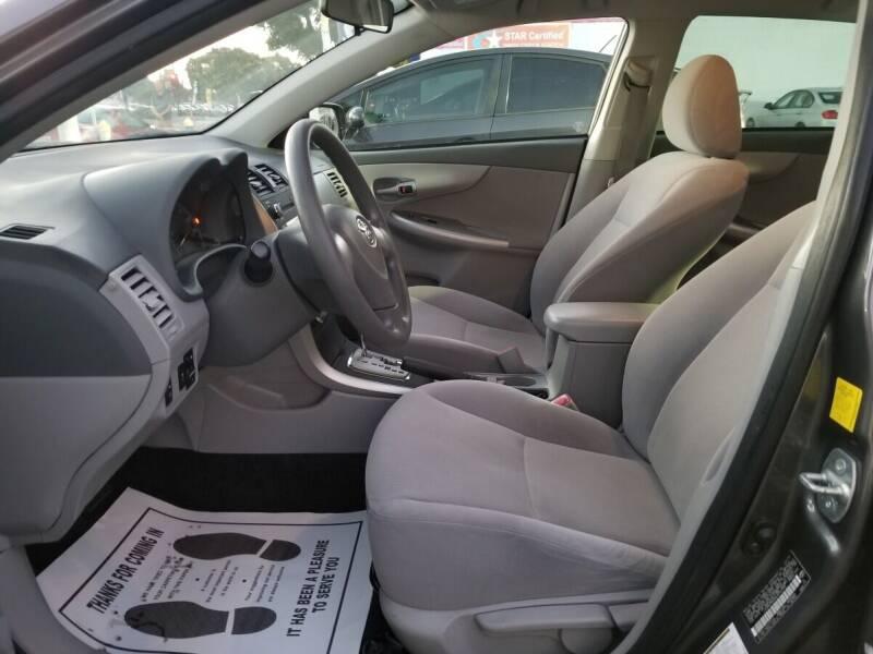 2010 Toyota Corolla LE 4dr Sedan 4A - Hayward CA