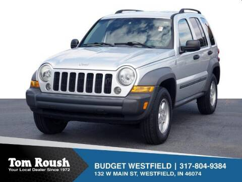 2007 Jeep Liberty for sale at Tom Roush Budget Westfield in Westfield IN
