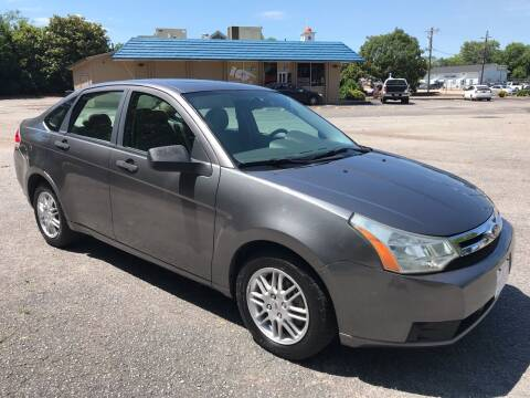 2010 Ford Focus for sale at Cherry Motors in Greenville SC