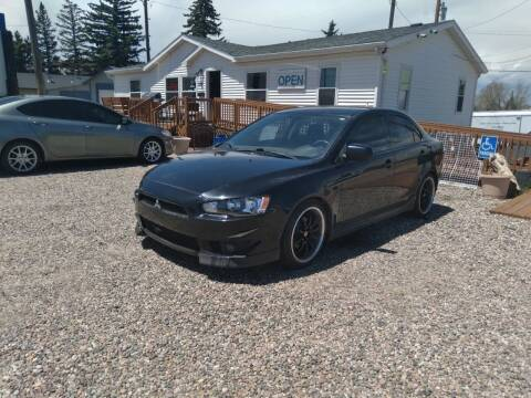 2009 Mitsubishi Lancer for sale at DK Super Cars in Cheyenne WY
