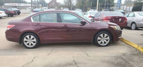2009 Honda Accord for sale at Tims Auto Sales in Rocky Mount NC