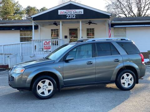 2006 Saturn Vue for sale at CVC AUTO SALES in Durham NC