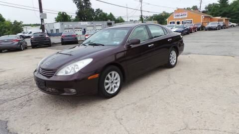 2004 Lexus ES 330 for sale at Unlimited Auto Sales in Upper Marlboro MD