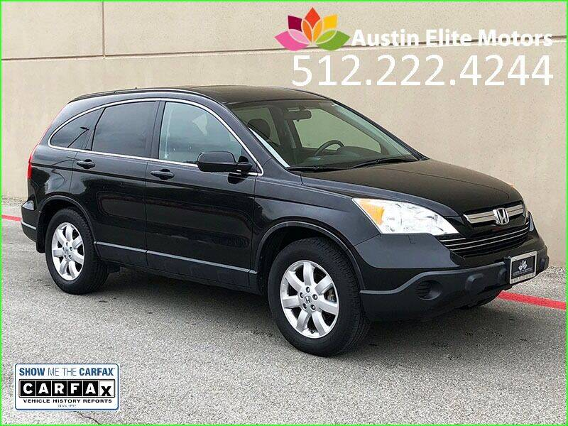 2007 Honda CR-V for sale at Austin Elite Motors in Austin TX
