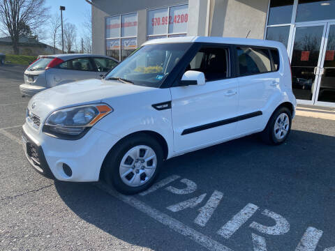 2013 Kia Soul for sale at Keystone Used Auto Sales in Brodheadsville PA