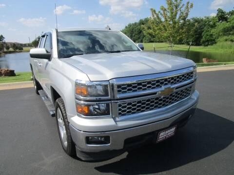 2015 Chevrolet Silverado 1500 for sale at Oklahoma Trucks Direct in Norman OK