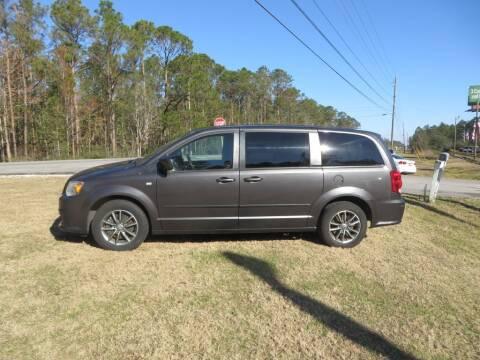 2014 Dodge Grand Caravan for sale at Ward's Motorsports in Pensacola FL