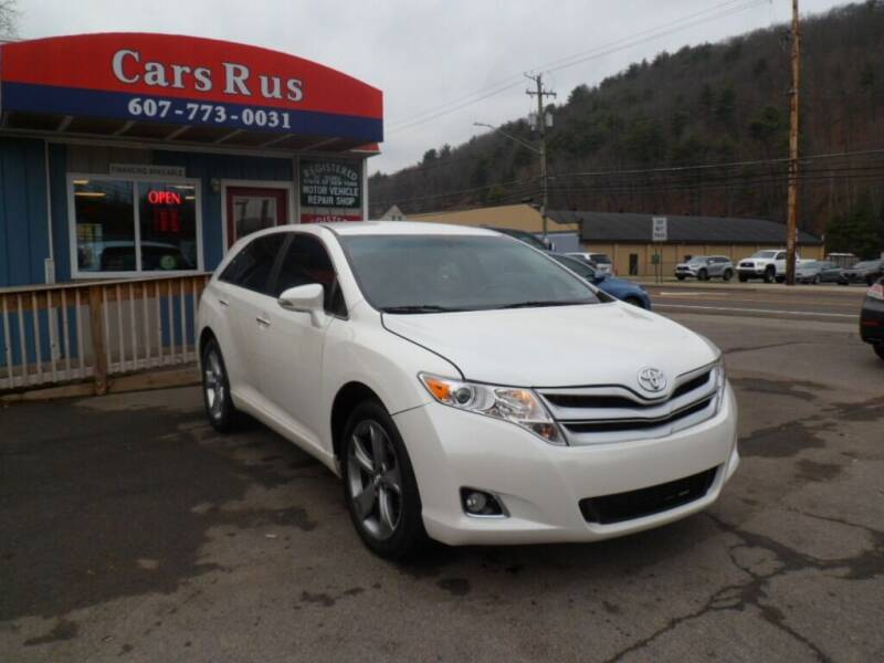 2014 Toyota Venza for sale at Cars R Us in Binghamton NY
