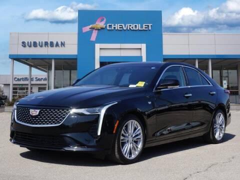 2020 Cadillac CT4 for sale at Suburban Chevrolet of Ann Arbor in Ann Arbor MI