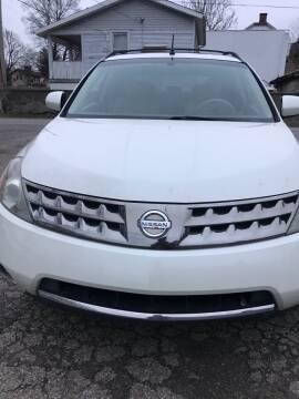 2007 Nissan Murano for sale at Car Kings in Cincinnati OH