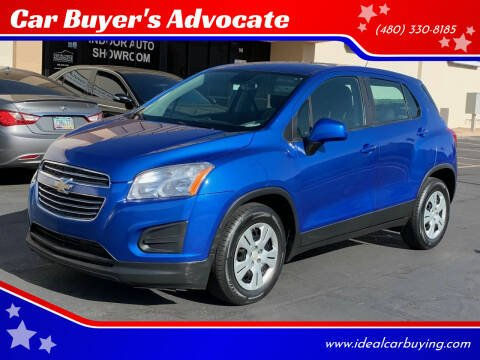 2016 Chevrolet Trax for sale at Car Buyer's Advocate in Phoenix AZ