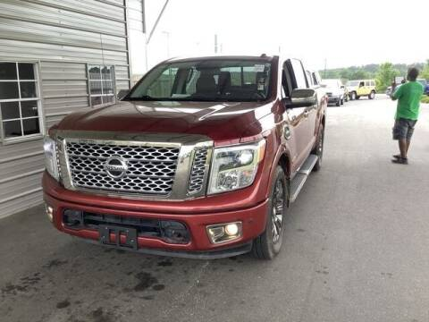 2017 Nissan Titan for sale at Smart Chevrolet in Madison NC