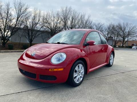 2008 Volkswagen New Beetle for sale at Triple A's Motors in Greensboro NC