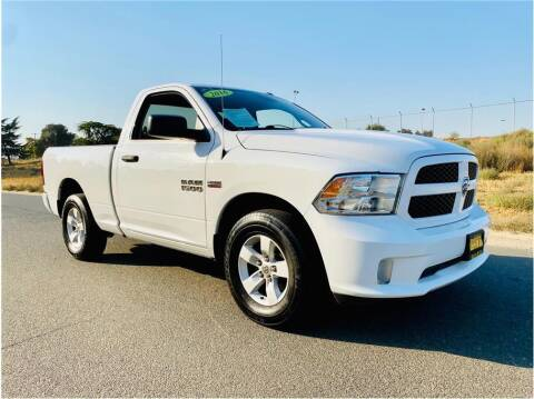 2016 RAM Ram Pickup 1500 for sale at KARS R US in Modesto CA
