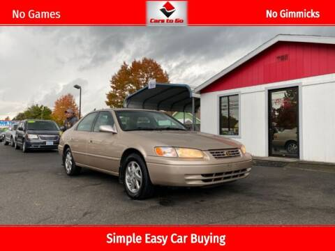 1999 Toyota Camry for sale at Cars To Go in Portland OR