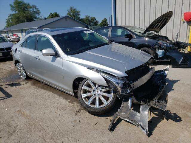 2013 Cadillac ATS for sale at RAGINS AUTOPLEX in Kennett MO
