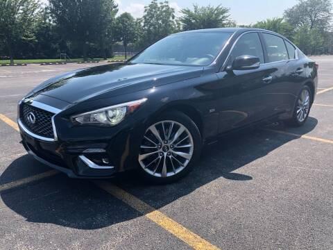 2018 Infiniti Q50 for sale at Car Stars in Elmhurst IL