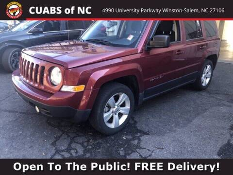 2014 Jeep Patriot for sale at Summit Credit Union Auto Buying Service in Winston Salem NC