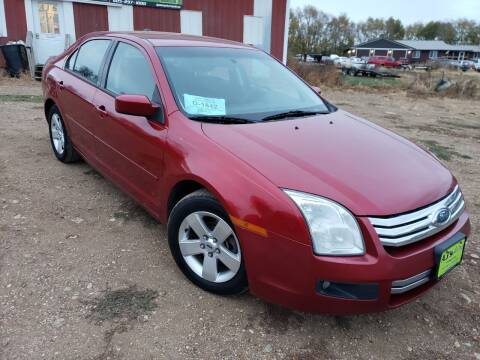 2007 Ford Fusion for sale at AJ's Autos in Parker SD
