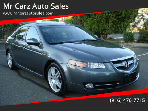 2008 Acura TL for sale at Mr Carz Auto Sales in Sacramento CA