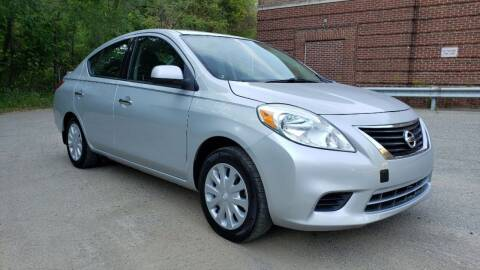 2014 Nissan Versa for sale at Seran Auto Sales LLC in Pittsburgh PA
