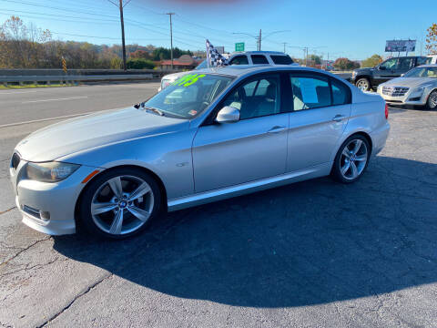 2011 BMW 3 Series for sale at Brian Jones Motorsports Inc in Danville VA
