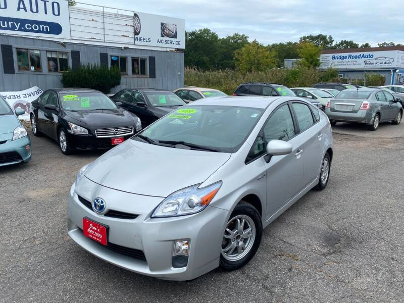 2010 Toyota Prius for sale at Bridge Road Auto in Salisbury MA