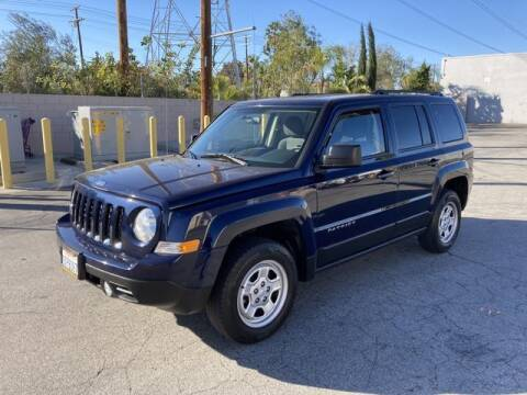 2015 Jeep Patriot for sale at Hunter's Auto Inc in North Hollywood CA