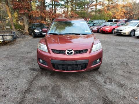 2007 Mazda CX-7 for sale at 1st Priority Autos in Middleborough MA