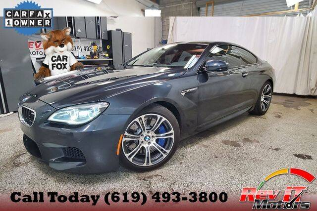 2017 BMW M6 for sale in Lakeside, CA
