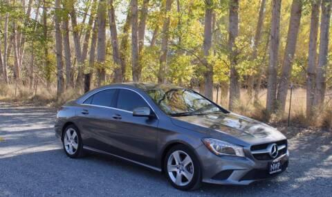 2015 Mercedes-Benz CLA for sale at Northwest Premier Auto Sales in West Richland WA