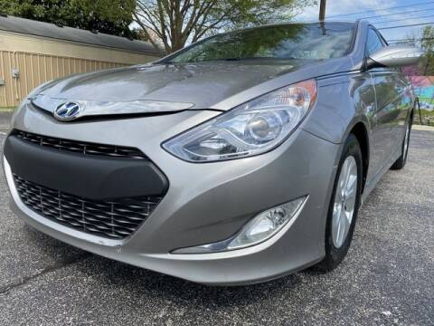 2013 Hyundai Sonata Hybrid for sale at Falls City Motorsports in Louisville KY
