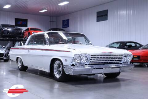 1962 Chevrolet Impala for sale at Cantech Automotive in North Syracuse NY